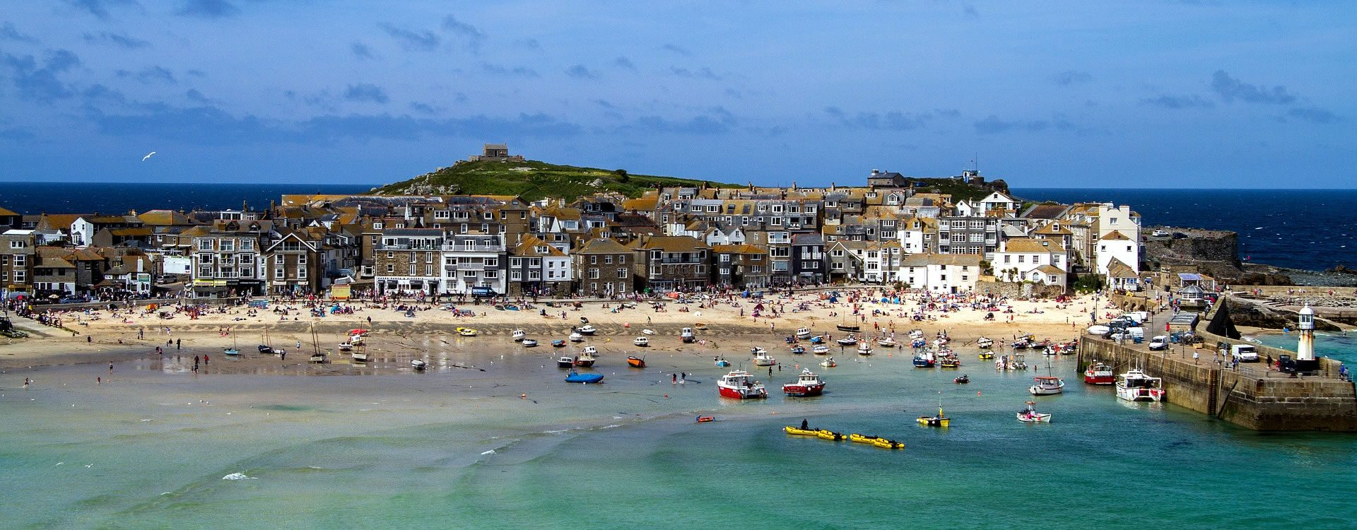 The Best Seaside Foodie Hotels in England
