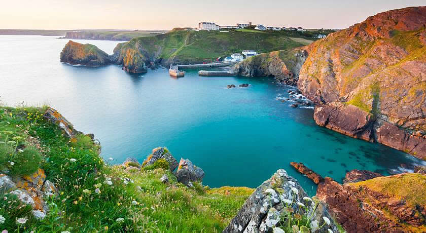 Mullion Cove Hotel, Mullion, Cornwall