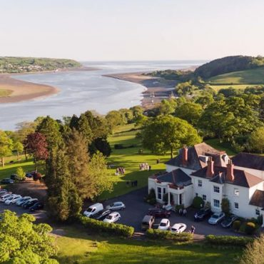 Mansion House, Llansteffan, Carmarthenshire
