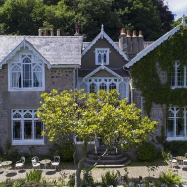 Penally Abbey Country House Hotel & Restaurant, Penally, Pembrokeshire