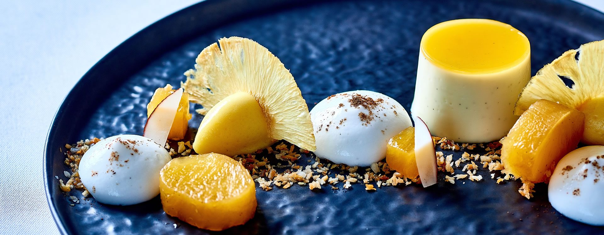 Michelin Star Restaurants in Devon - Lympstone Manor