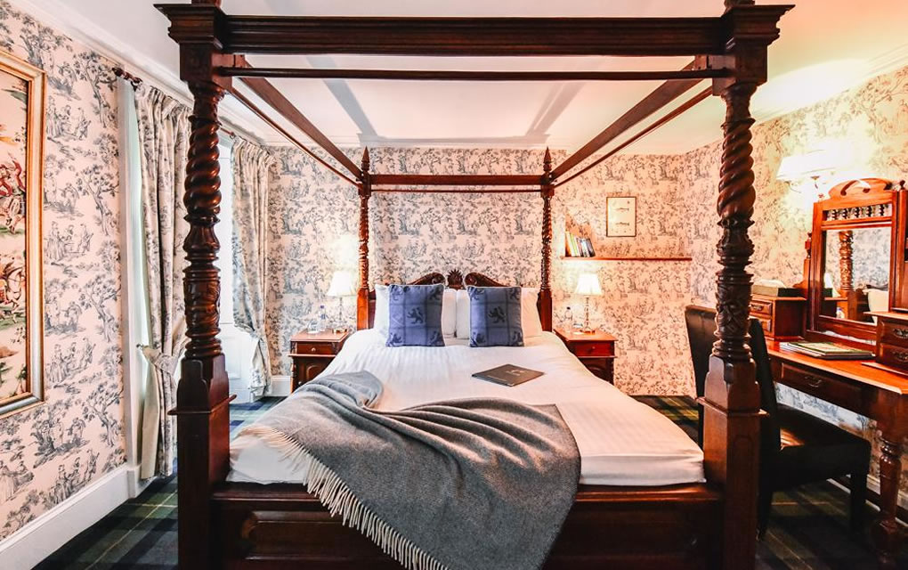 East Haugh House Hotel, Pitlochry, Perthshire