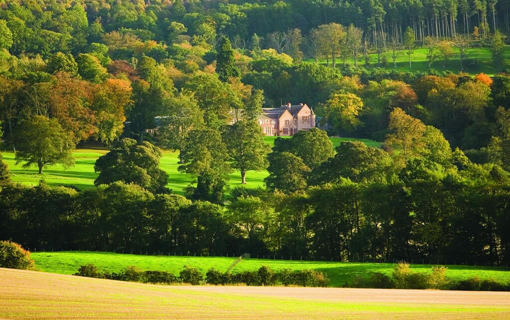 Murrayshall Country House Hotel, Scone, Perthshire